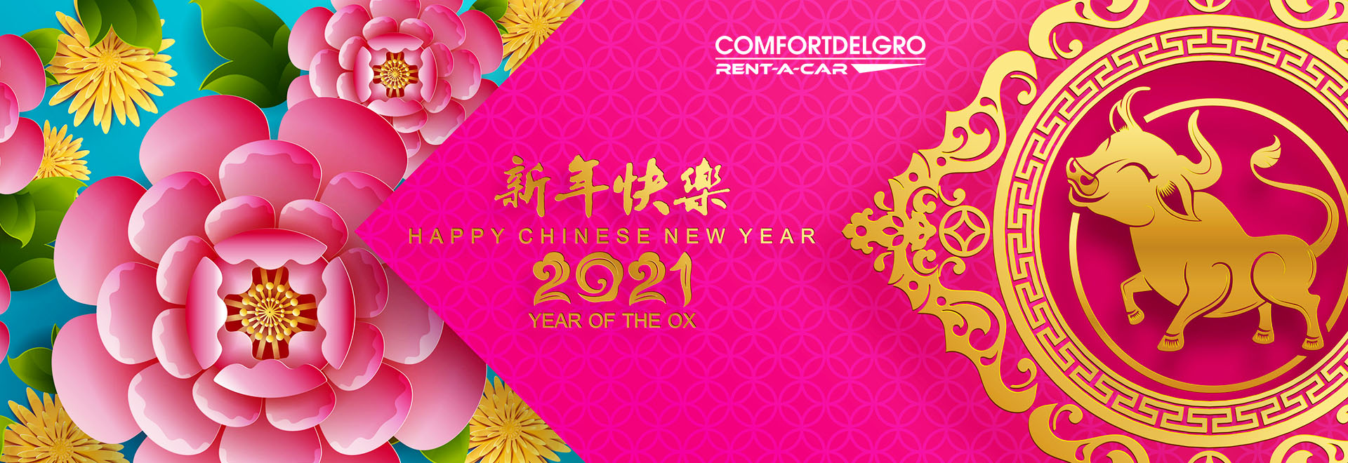 CNY 2021 Car Rental Promotion